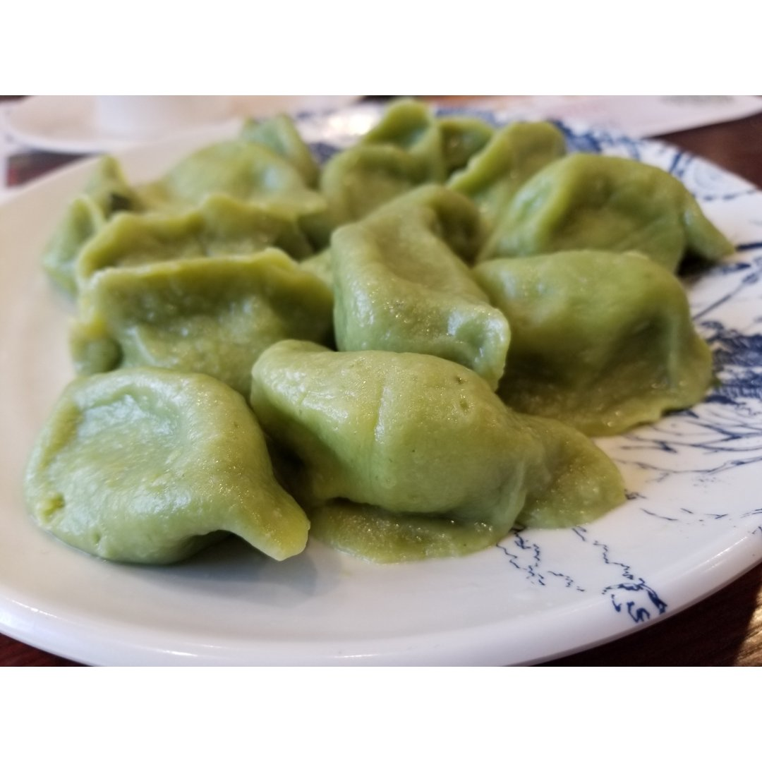 微众测 青岛饭店 那一口特色水饺