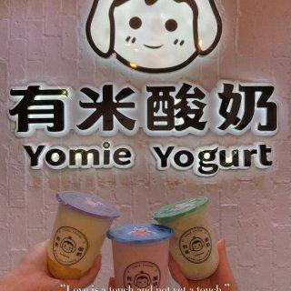 洛杉矶首家|有米酸奶!它终于来了!再也不...