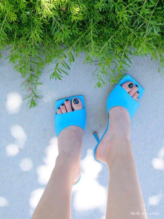 这个夏天没双BV方头鞋,就真的out啦~