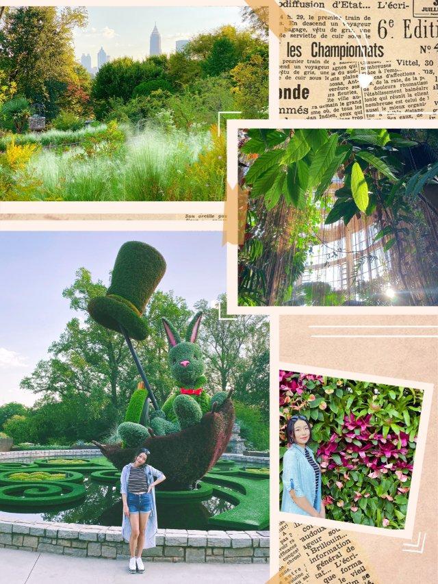 周末好去处|亚特兰大植物园|万圣节...