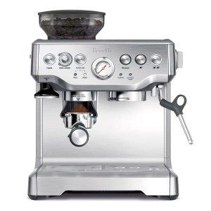 BrevilleBES870XL 专业咖啡机