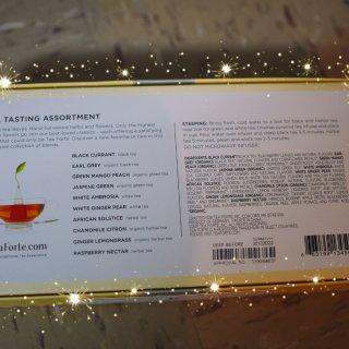 (微众测) Tea Forte体验礼盒!!高颜值茶包!