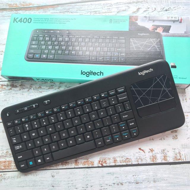 罗技 K400键盘