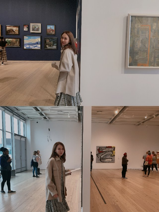 纽约.Whitney Museum...