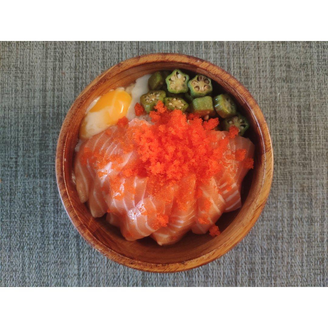 如何做一碗好吃的海鲜丼...