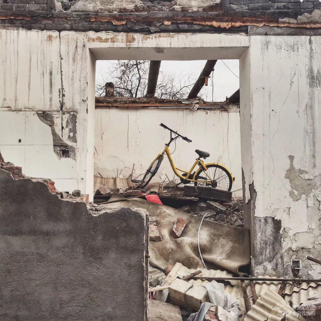 废墟探险,正在消失的西沽🌪️