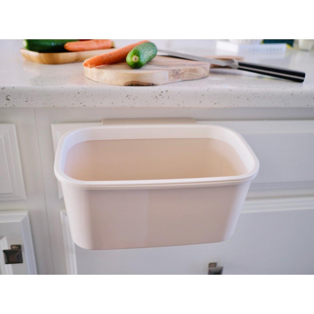 👩🍳厨房好帮手|挂式小垃圾桶