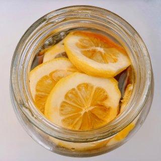 周四下午茶丨自制蜂蜜柠檬做法...