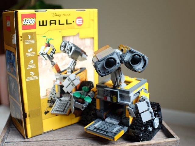 剁手#27: 呆萌萌的Lego W...