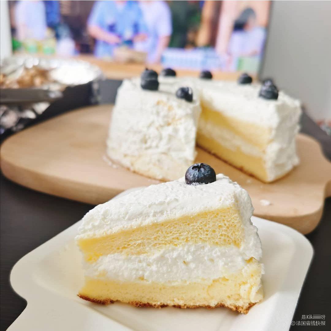 想吃奶油蛋糕就自己动手做呗🍰