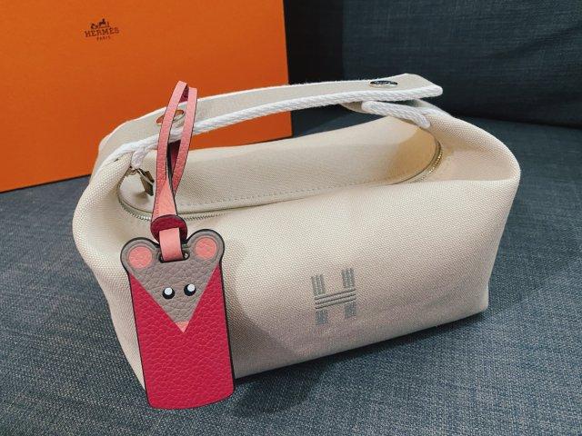 应该是最便宜的Hermès包包了!冲鸭!