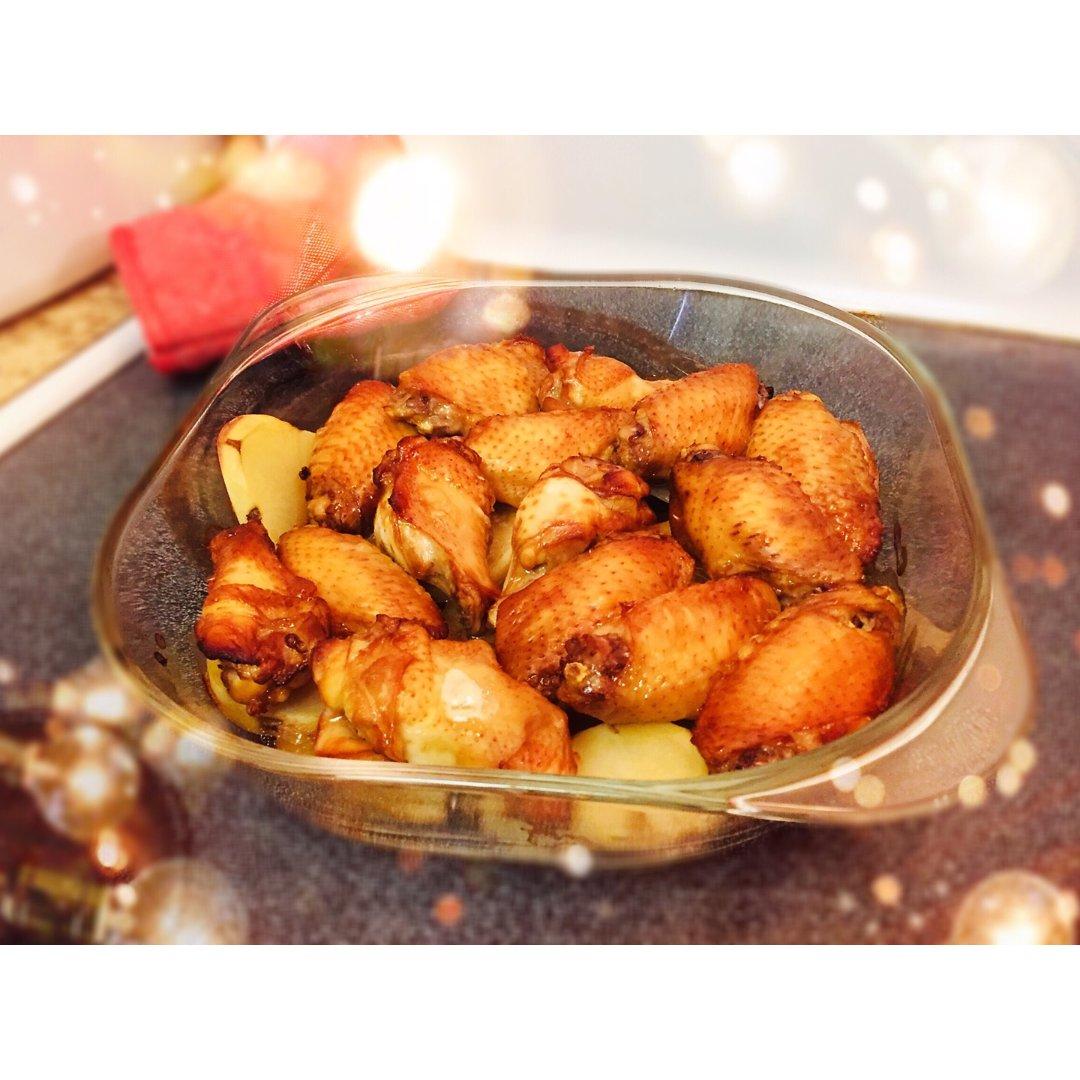 美食DIY | 小高姐烤鸡翅
