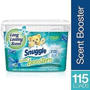 $8.47Snuggle 衣物增香剂 蓝色鸢尾花味 115个