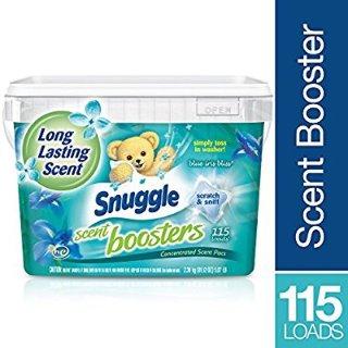 $8.52Snuggle 衣物增香剂 蓝色鸢尾花味 115个