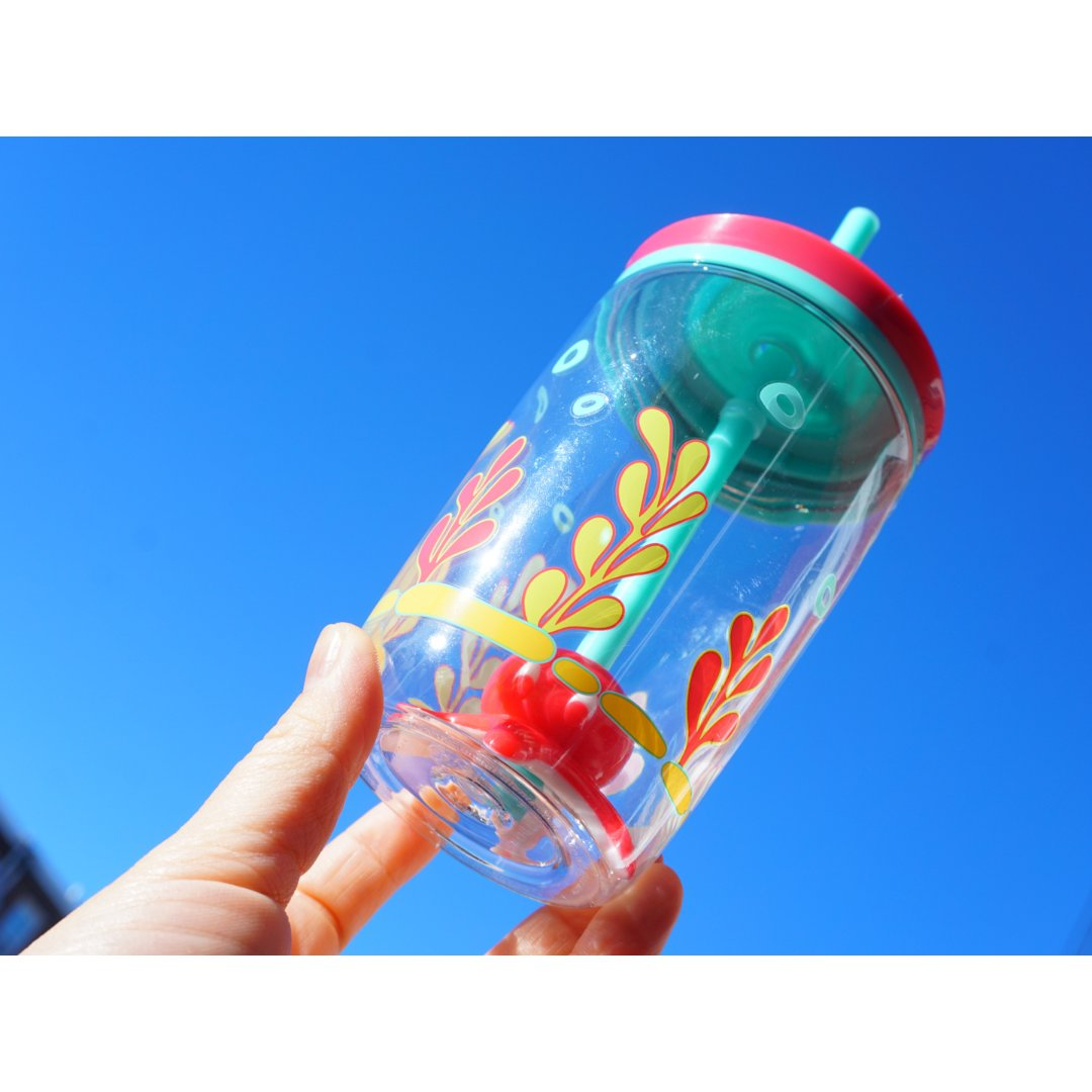 ❥可爱的章鱼🐙杯
