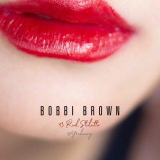 气场全开 | Bobbi Brown未上市全新光泽唇笔