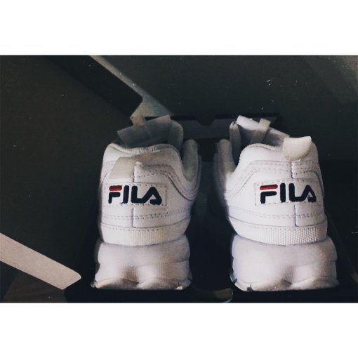 美鞋打卡第2天 | Fila - disruptor II