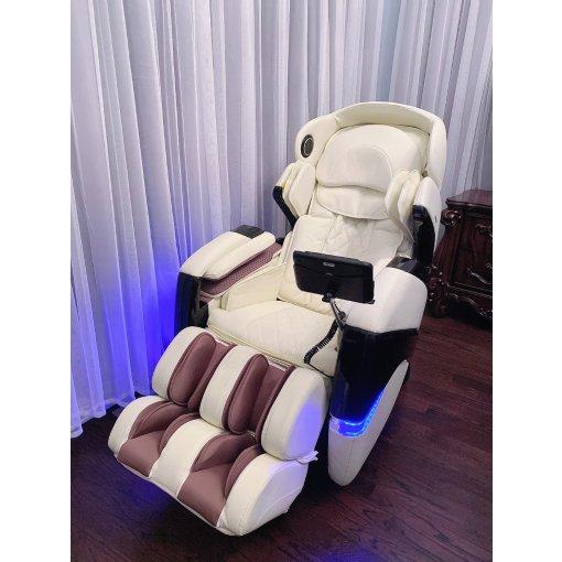 新入的Osaki按摩椅,享受!
