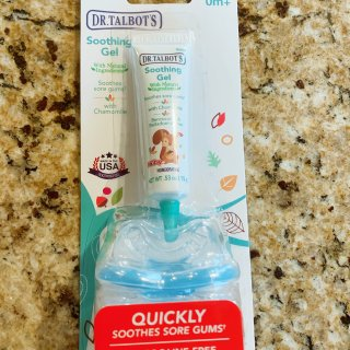 宝宝长牙哭闹,试试这些产品...