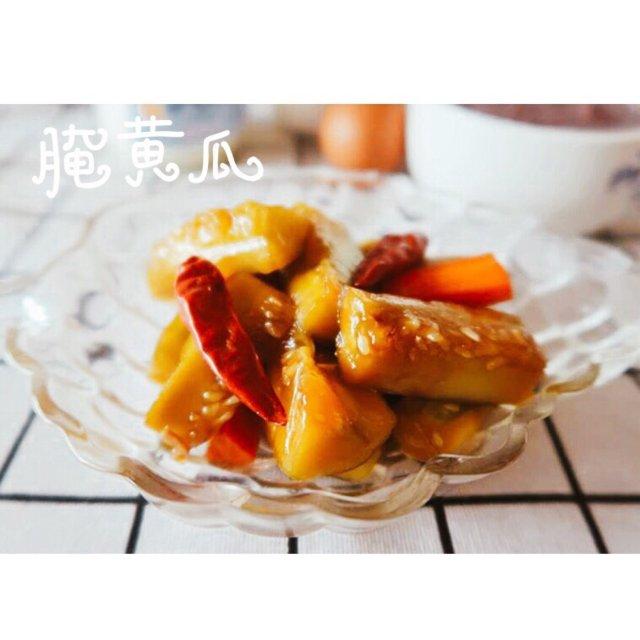 夏季开胃菜-酸爽腌黄瓜
