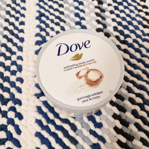 【平价好物分享】Dove多芬身体磨砂膏🍦放佛在吃冰淇淋