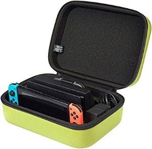 $5AmazonBasics Travel and Storage Case for Nintendo Switch