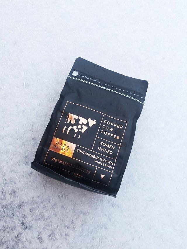 噱头满满的越南咖啡☕