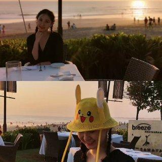 日落餐厅,巴厘岛
