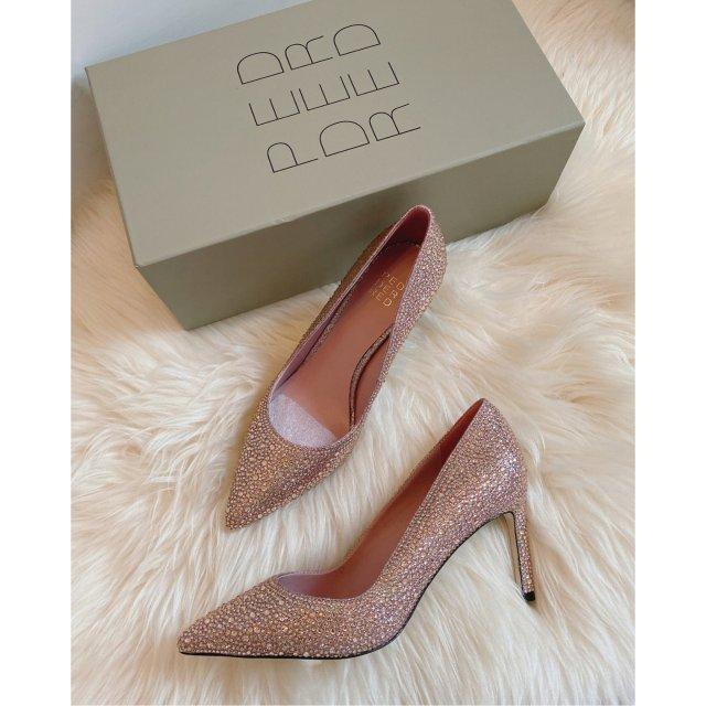 冬日里的水晶鞋 | pedder ...
