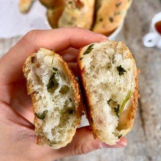 菠菜培根面包卷 🥓🍞好吃又健康!...