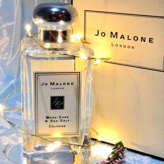 Jo Malone London,Jo Malone 祖马龙,鼠尾草与海盐,清新木质香调
