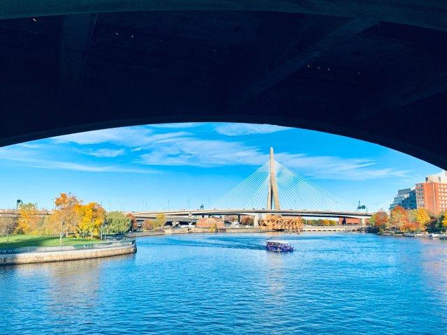 波士顿的秋天