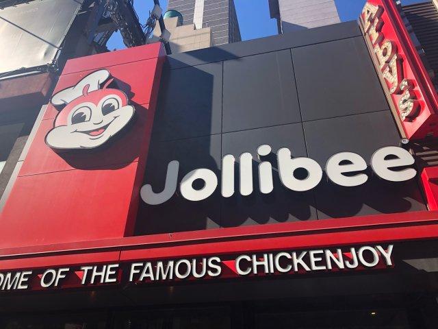 纽约炸鸡好店:菲律宾Jollibee