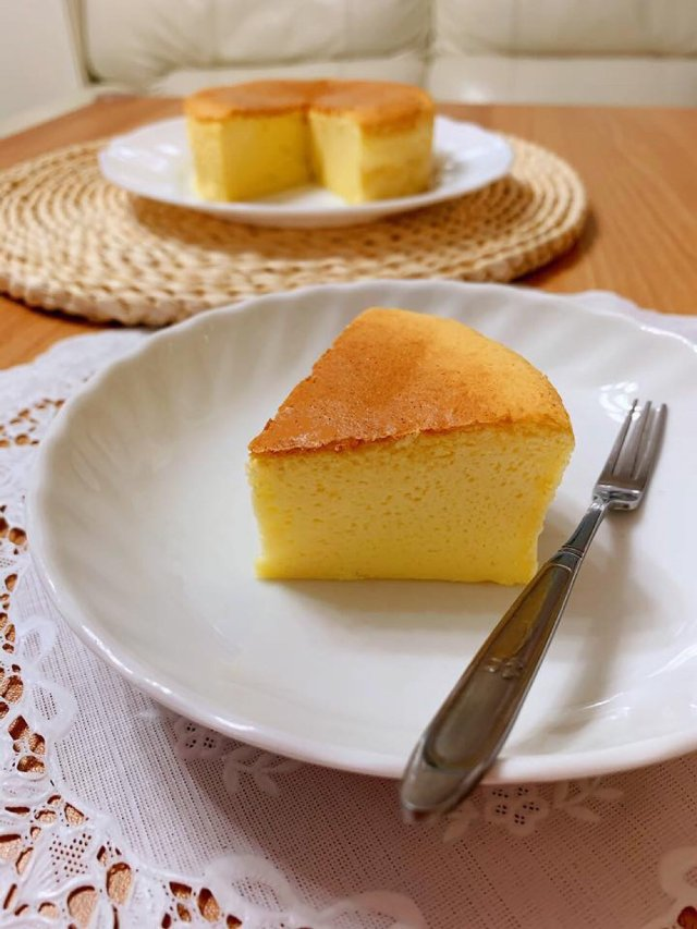 蛋糕甜品DIY【芝士梳乎厘蛋糕】