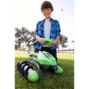 $17Hot Wheels Terrain Twister Vehicle, Green
