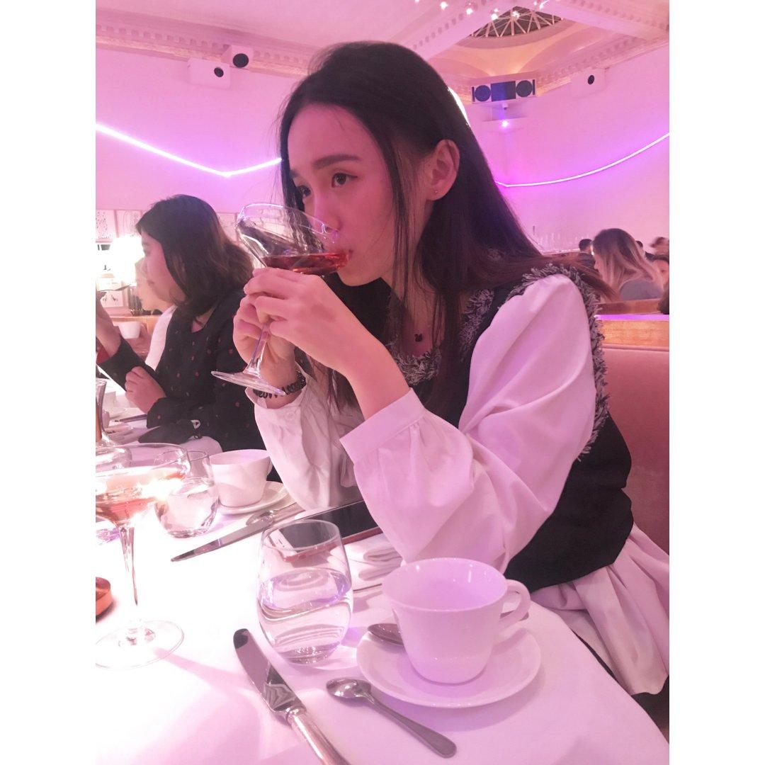 英国必打卡的💗网红少女粉下午茶