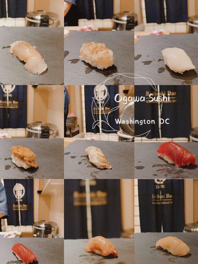 情人节的Sushi Omakase...