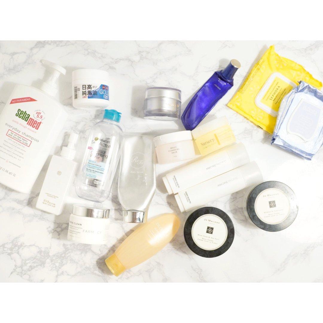 ✨空瓶记!身体护理+颈霜✨