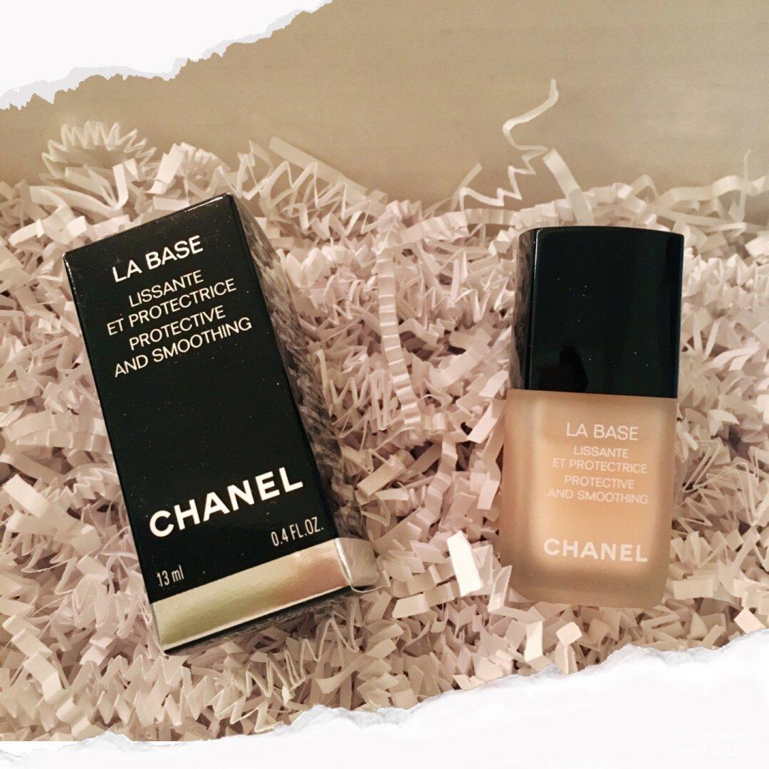 Chanel指甲底油 速干好用!💅🏻