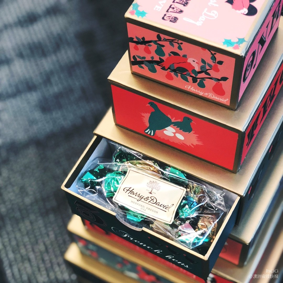 圣诞🎄礼盒🎁#2018倒计时打卡第9天#