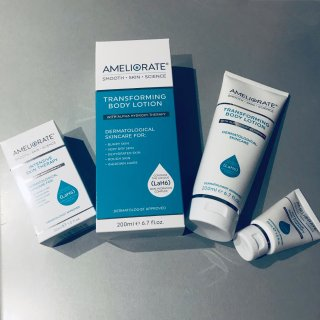 Ameliorate身体乳,Ameliorate强化保湿乳