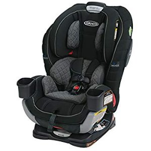 Graco Extend2Fit 3 In 1 Convertible Car Seat With TrueShield Side Impact Protection