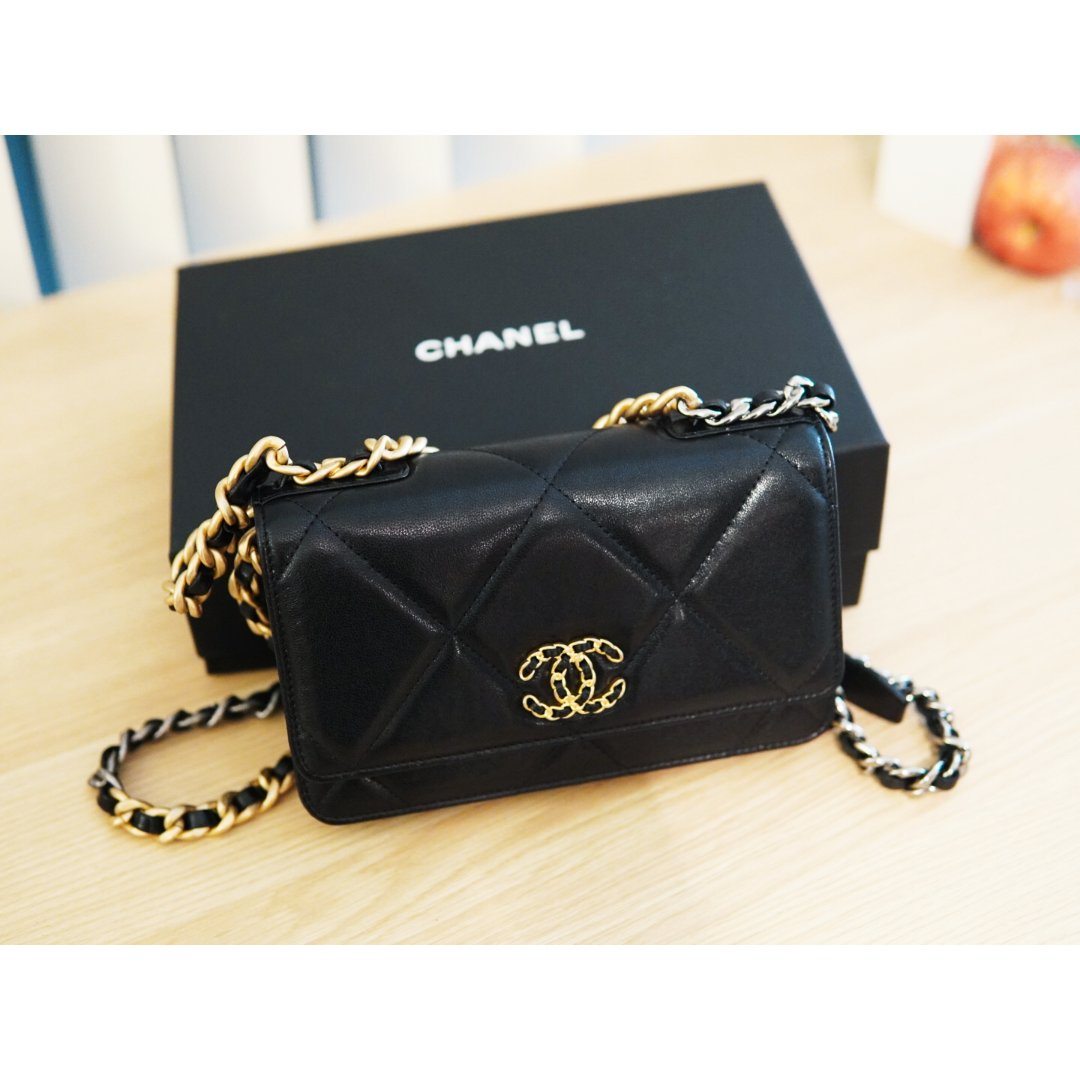 Chanel 2020 早春款 WOC