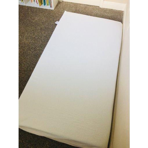 宝宝换大床|第一步:床垫