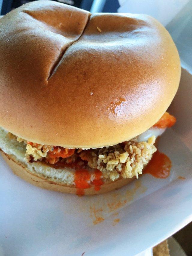Cheetos Sandwich