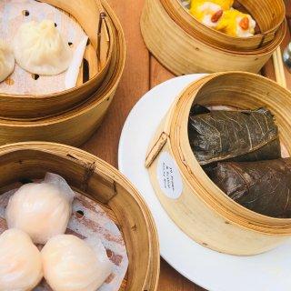 糯米鸡,虾饺,小笼包,烧卖
