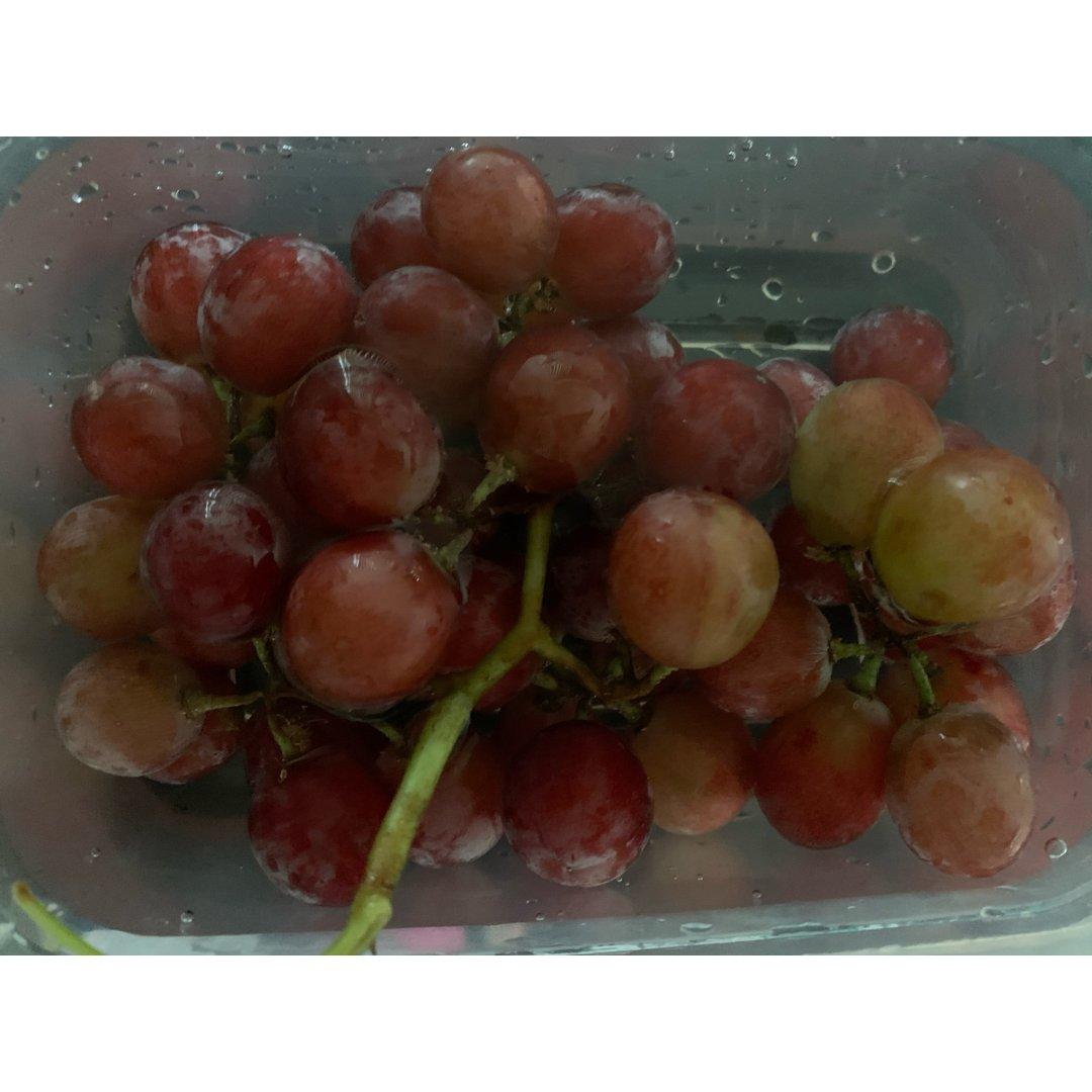 愿望1⃣️3⃣️ 葡萄