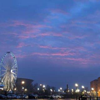 今天的云☁️是粉色的,分享一组利物浦的魔...