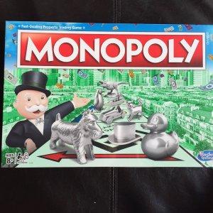 大富翁游戏
