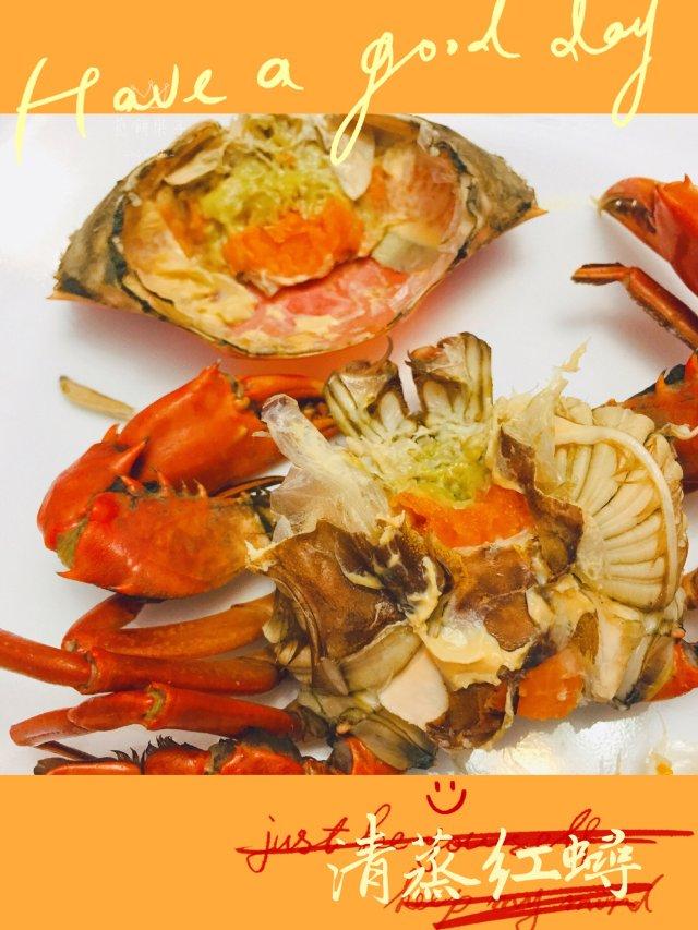 中秋系列 · 吃螃蟹囉🦀️